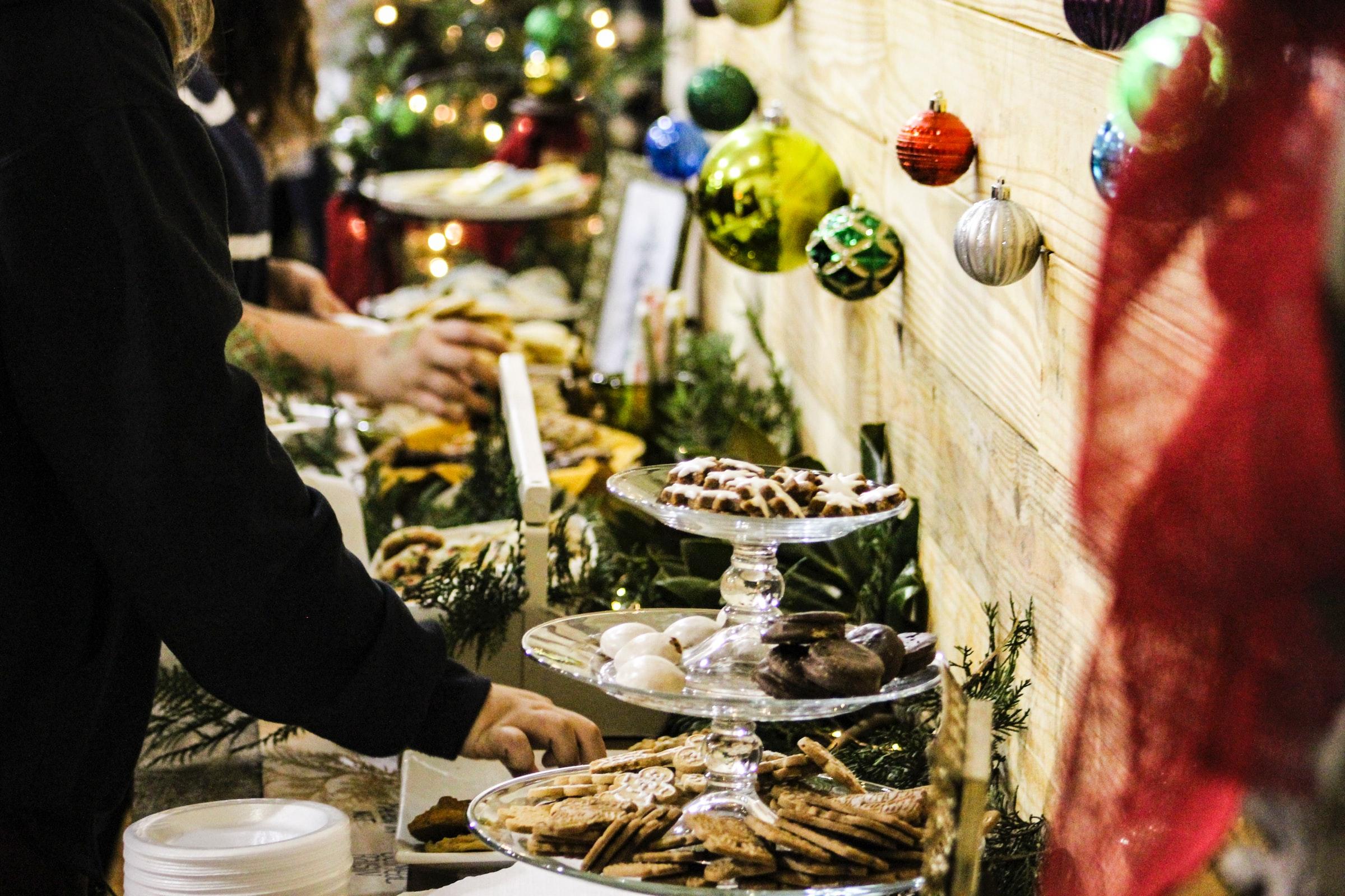 Julebord i Buskerud