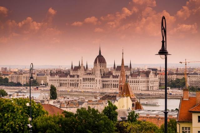 Juletur til Budapest