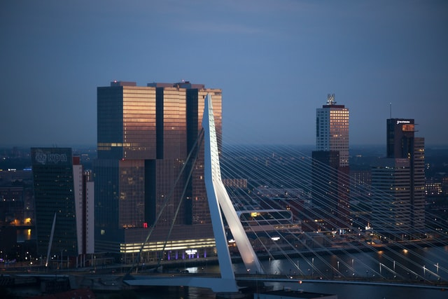 Referat fra Europeisk NF møte i Rotterdam